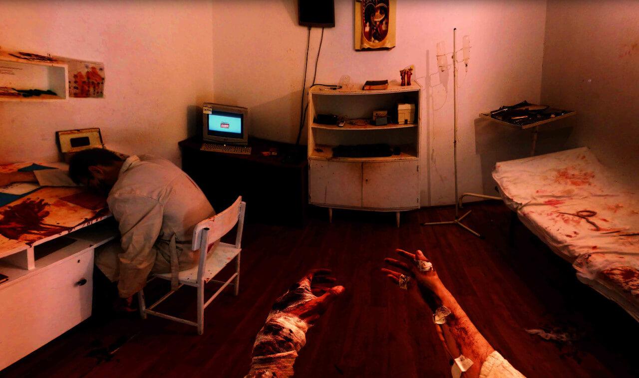 виртуальный тур кабинет профессора